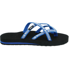 Teva Olowahu Sandals Women blue/white